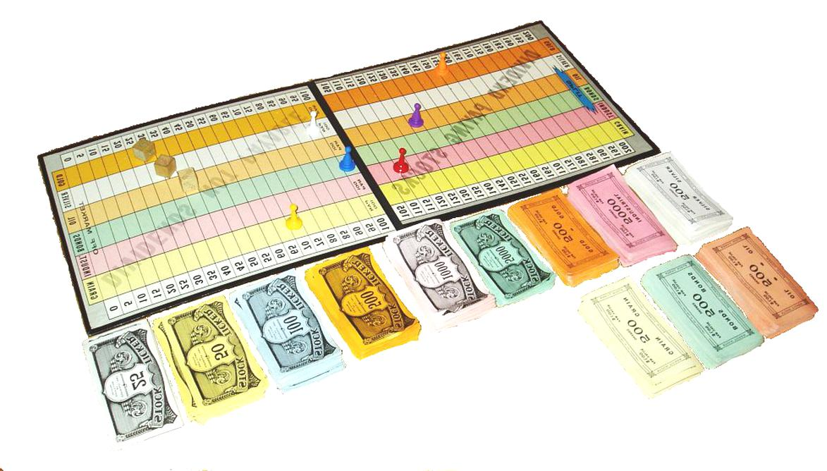 stock ticker game for sale
