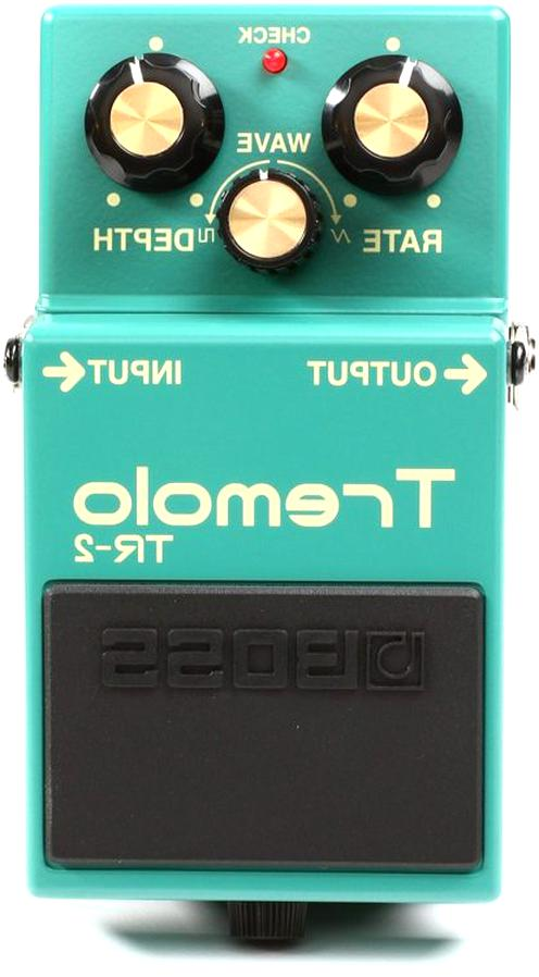 tremolo pedal for sale