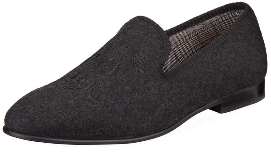 mens smoking slippers for sale