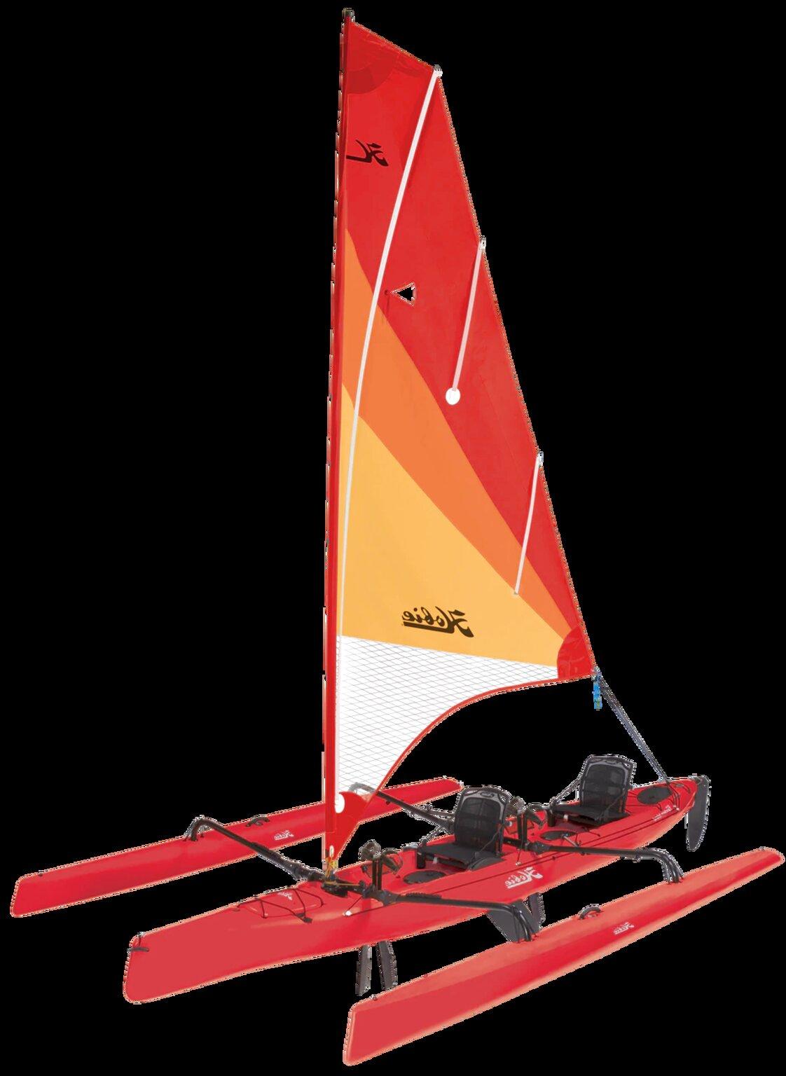 Tandem Island /& Adventure Island Kayaks HOBIE Rudder Pin #88991101 For 2011
