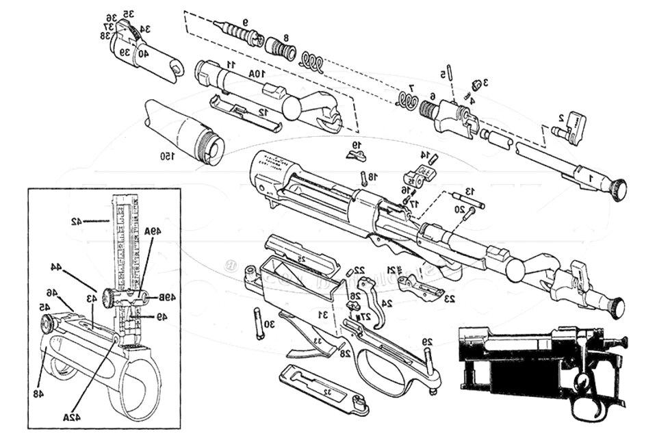 m1903 parts for sale