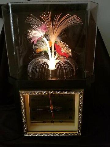 vintage fibre optic lamp for sale
