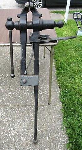 Blacksmith Vise For Only 3 Left