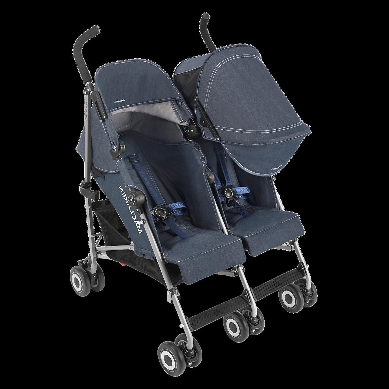 maclaren double stroller for sale