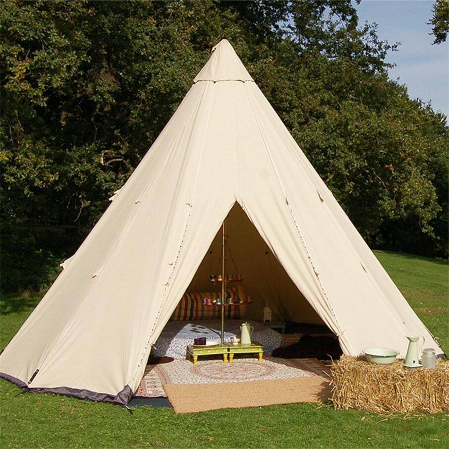 canvas teepee tent for sale