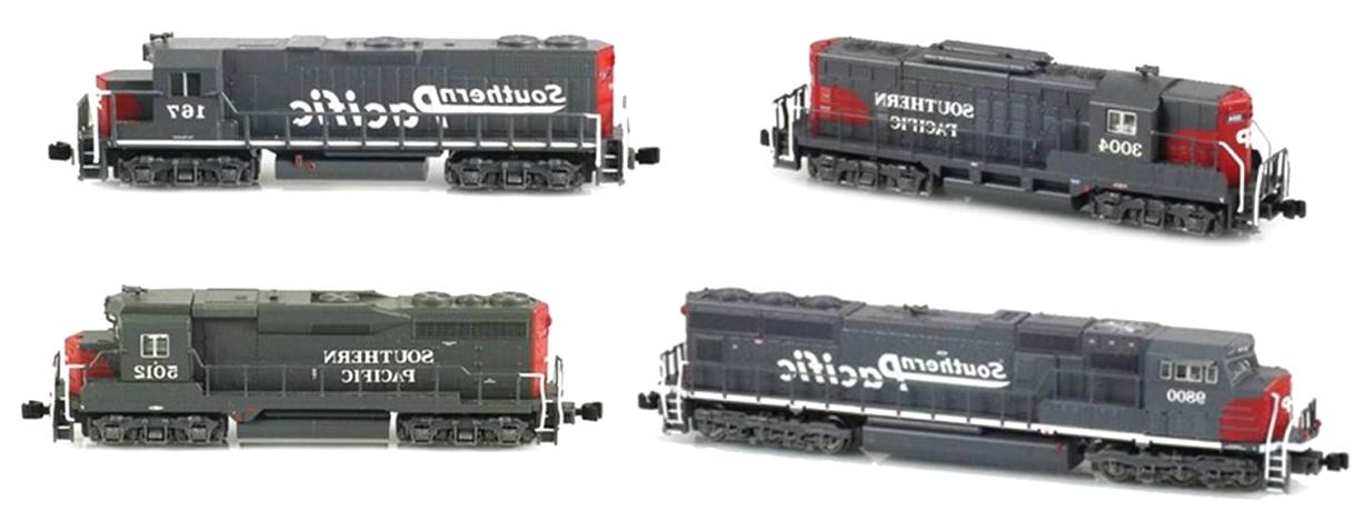 z scale southern pacific for sale