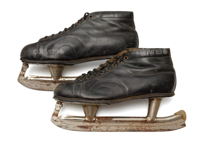 old ice skates for sale