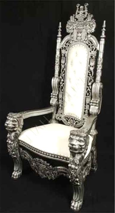 throne chair 7 for sale