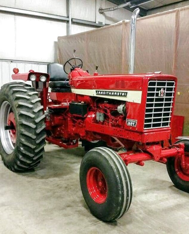 756 international tractor for sale