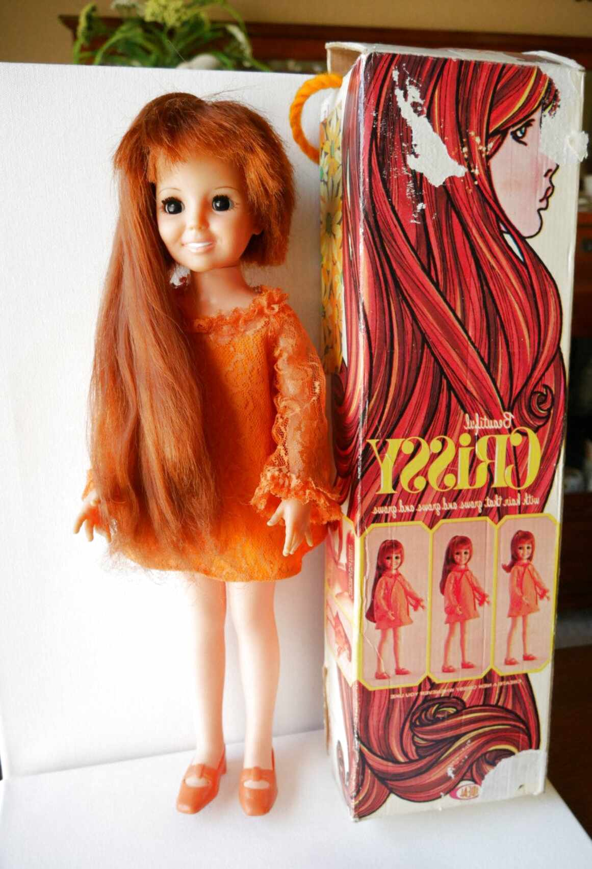 ideal crissy doll for sale