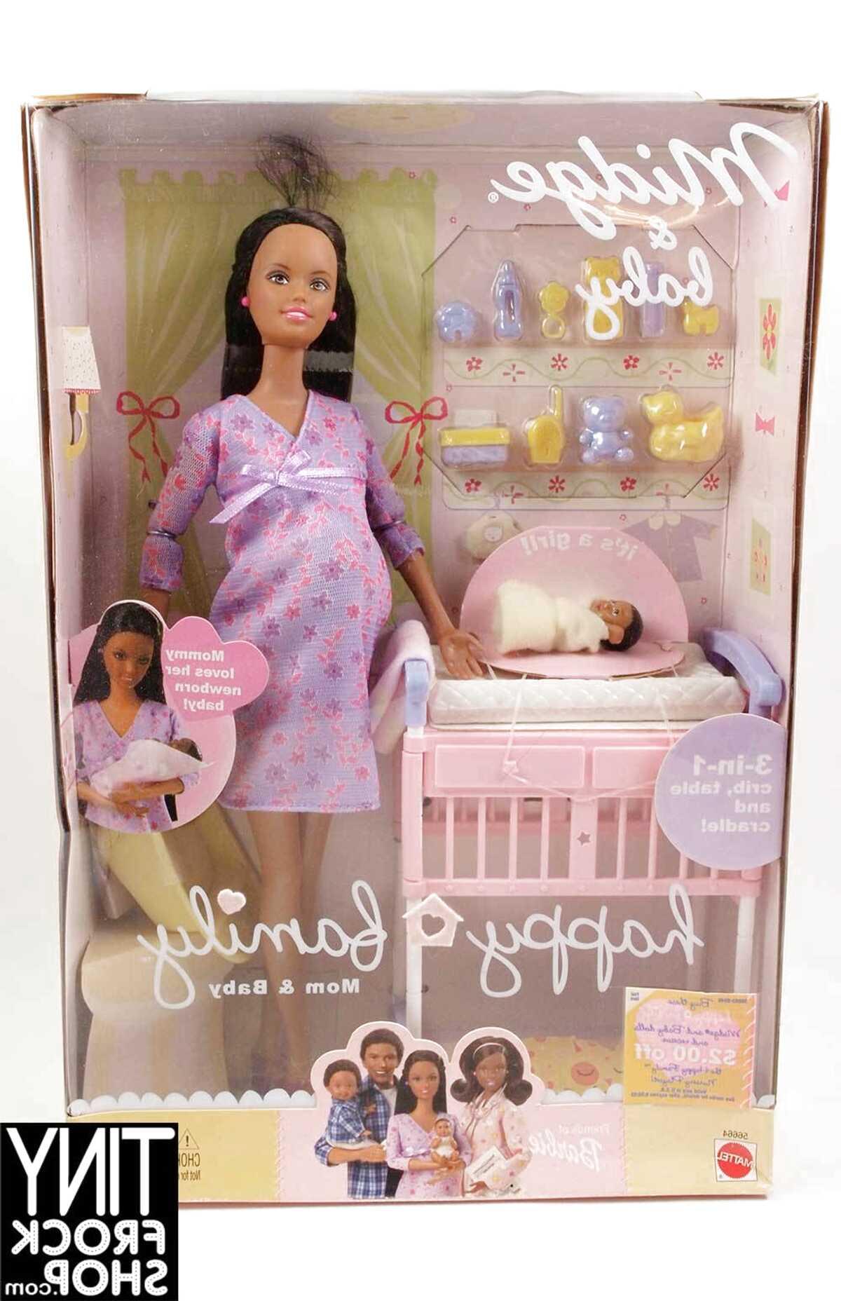 pregnant barbie midge for sale