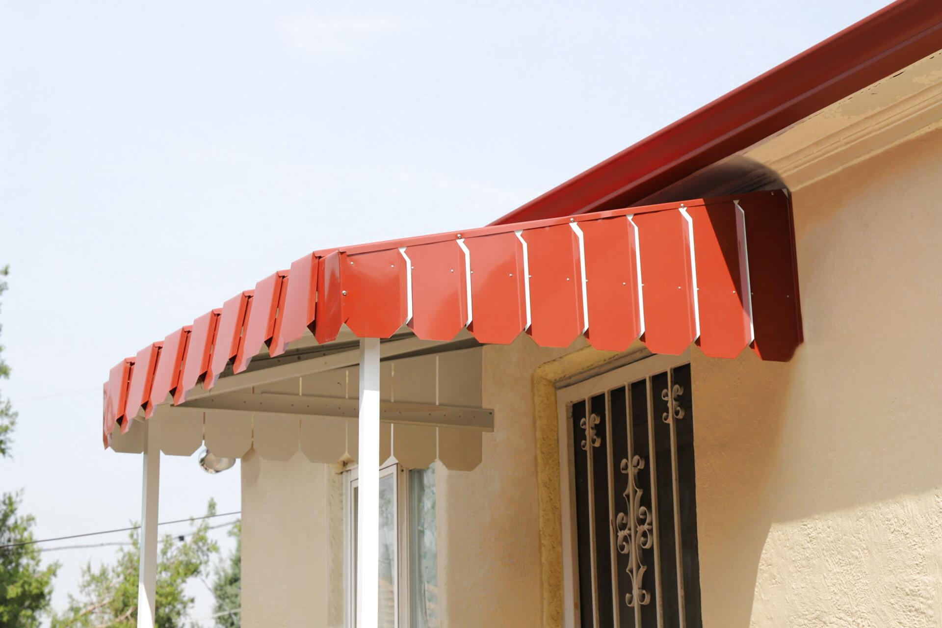 aluminum window awning for sale
