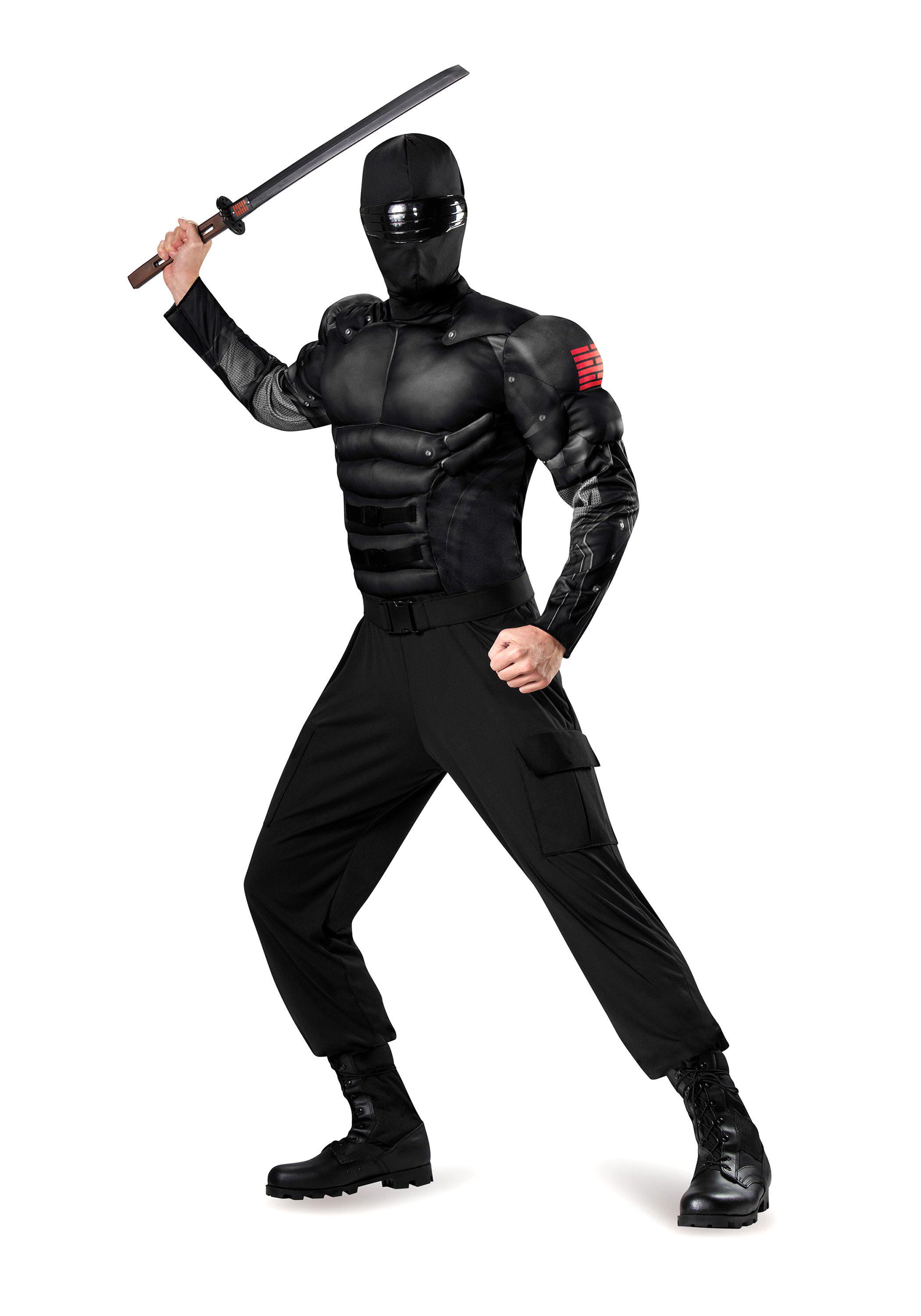 snake eyes costume for sale