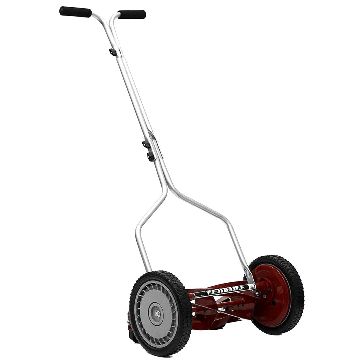 reel lawn mower for sale