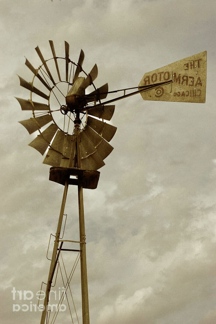 antique windmill for sale