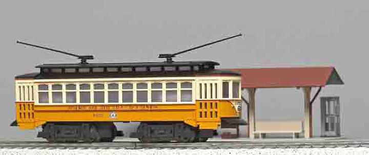o scale trolley for sale
