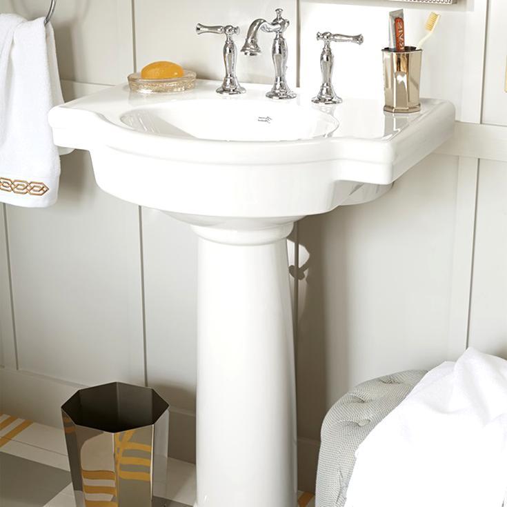 bathroom pedestal sink for sale