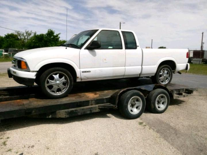 Chevy S10 Parts For Sale Only 4 Left At 70