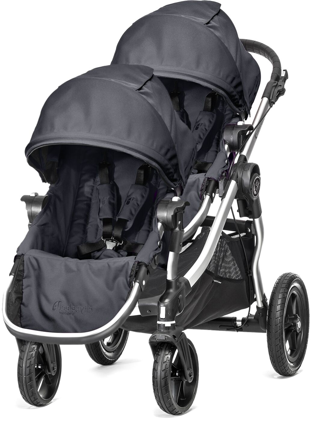 baby jogger city select double stroller for sale