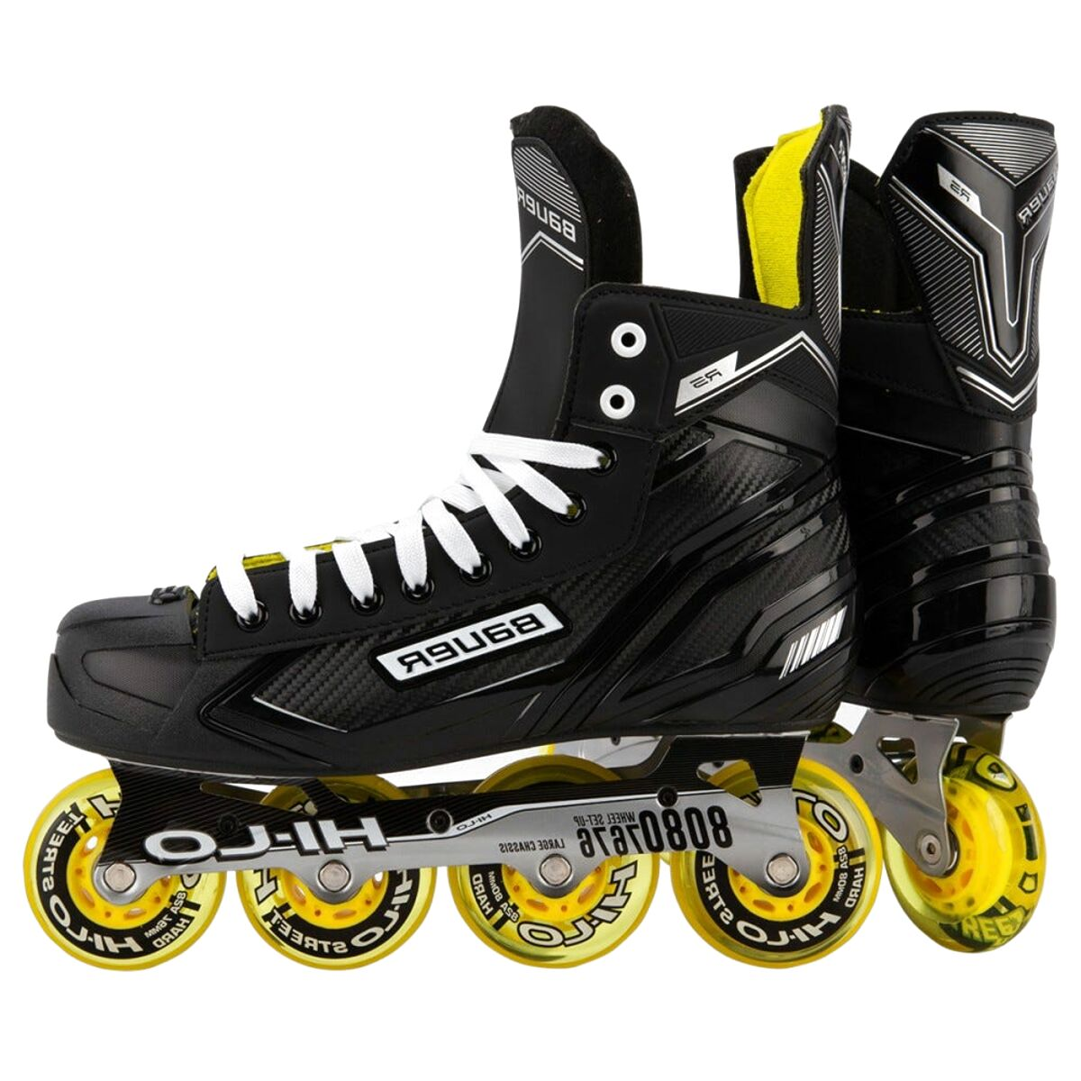 bauer roller hockey skates for sale