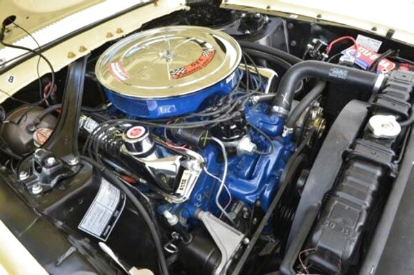 1967 mustang engine for sale
