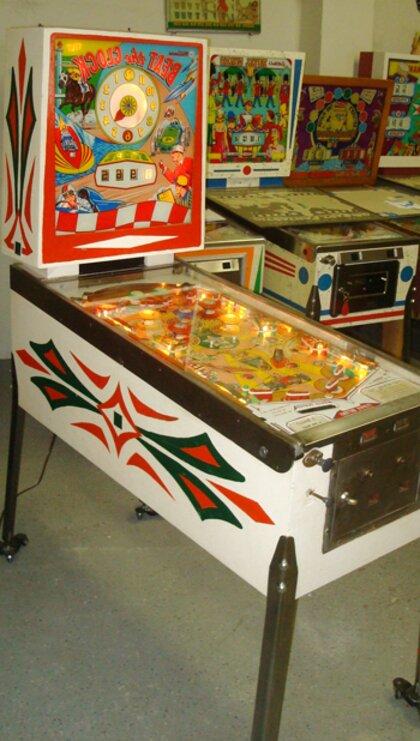 restored pinball machines for sale