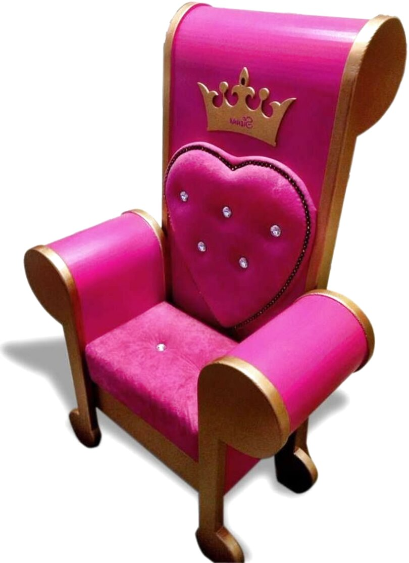 princess throne chair for sale