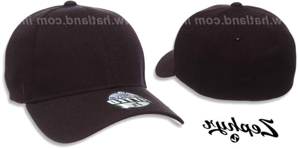 NCAA Zephyr BYU Cougars Mens Interference Z-Fit Hat Charcoal//Black X-Large