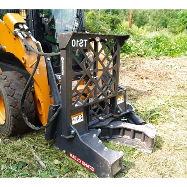 Skid Steer Tree Shear for sale   Only 3 left at -70%