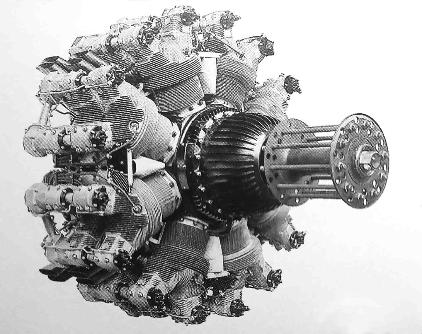 radial aircraft engine for sale
