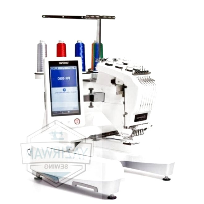 brother pr650 embroidery machine for sale