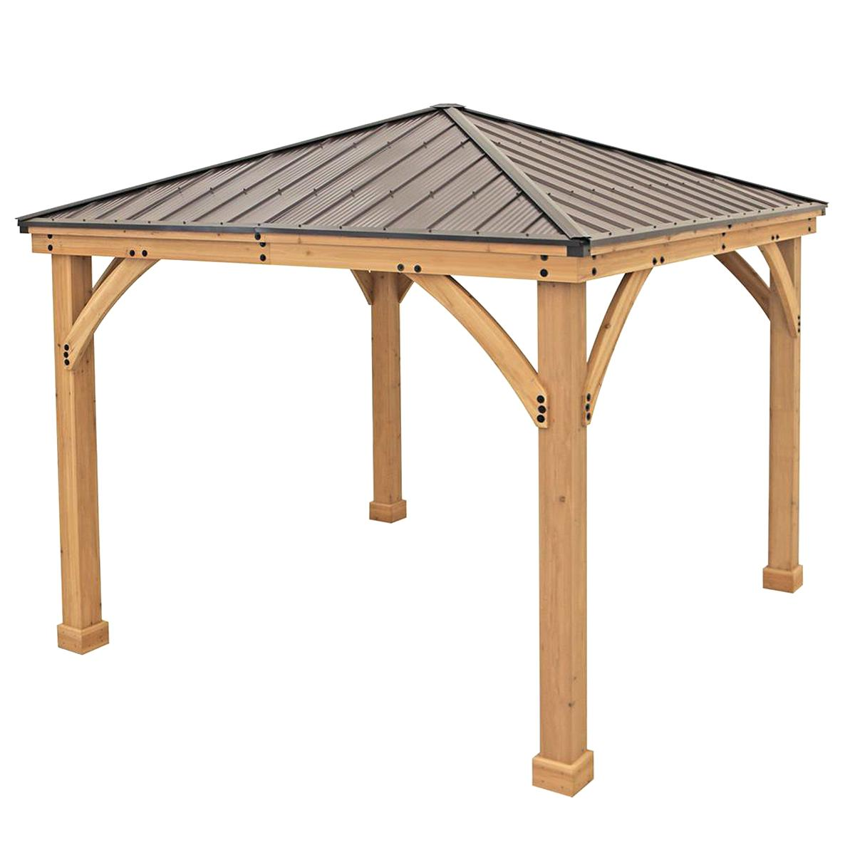 Wood Gazebo for sale | Only 4 left at -60%