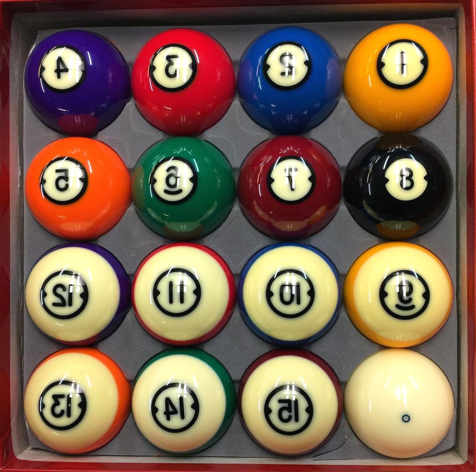 brunswick pool balls for sale