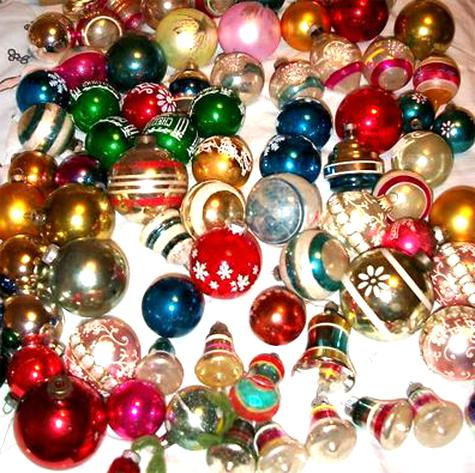 1950 s christmas ornaments for sale