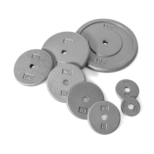 standard weight plates for sale