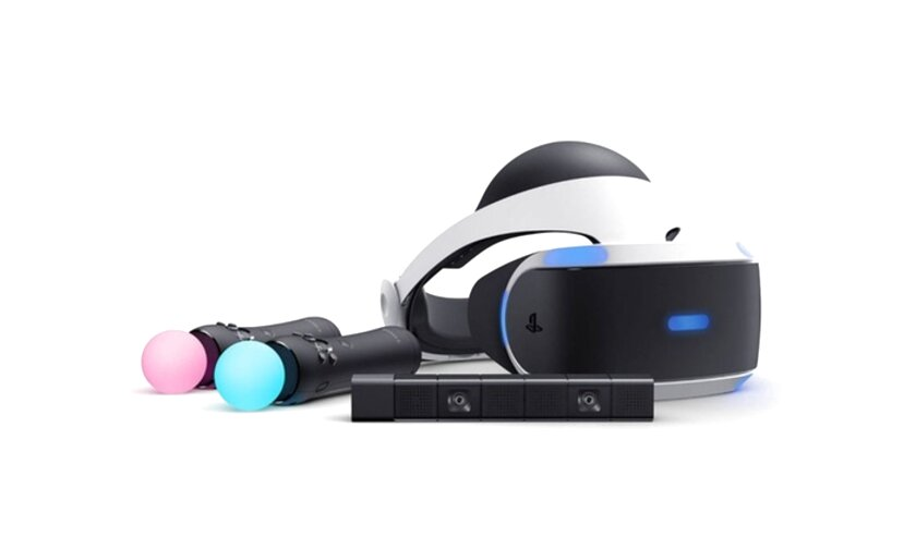 ps4 virtual reality for sale