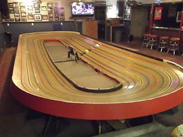 1 24 slot car track for sale