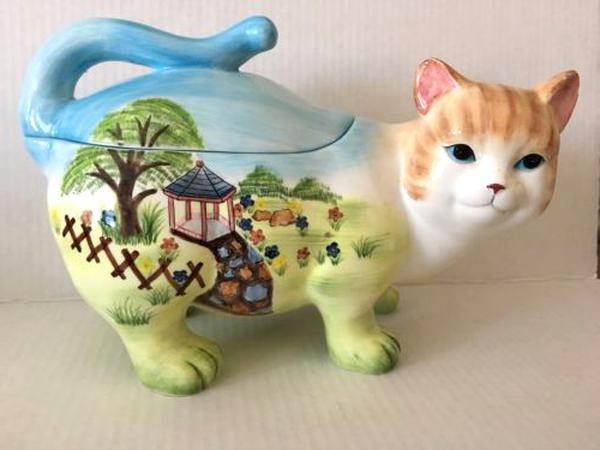 wcl ceramic cat for sale