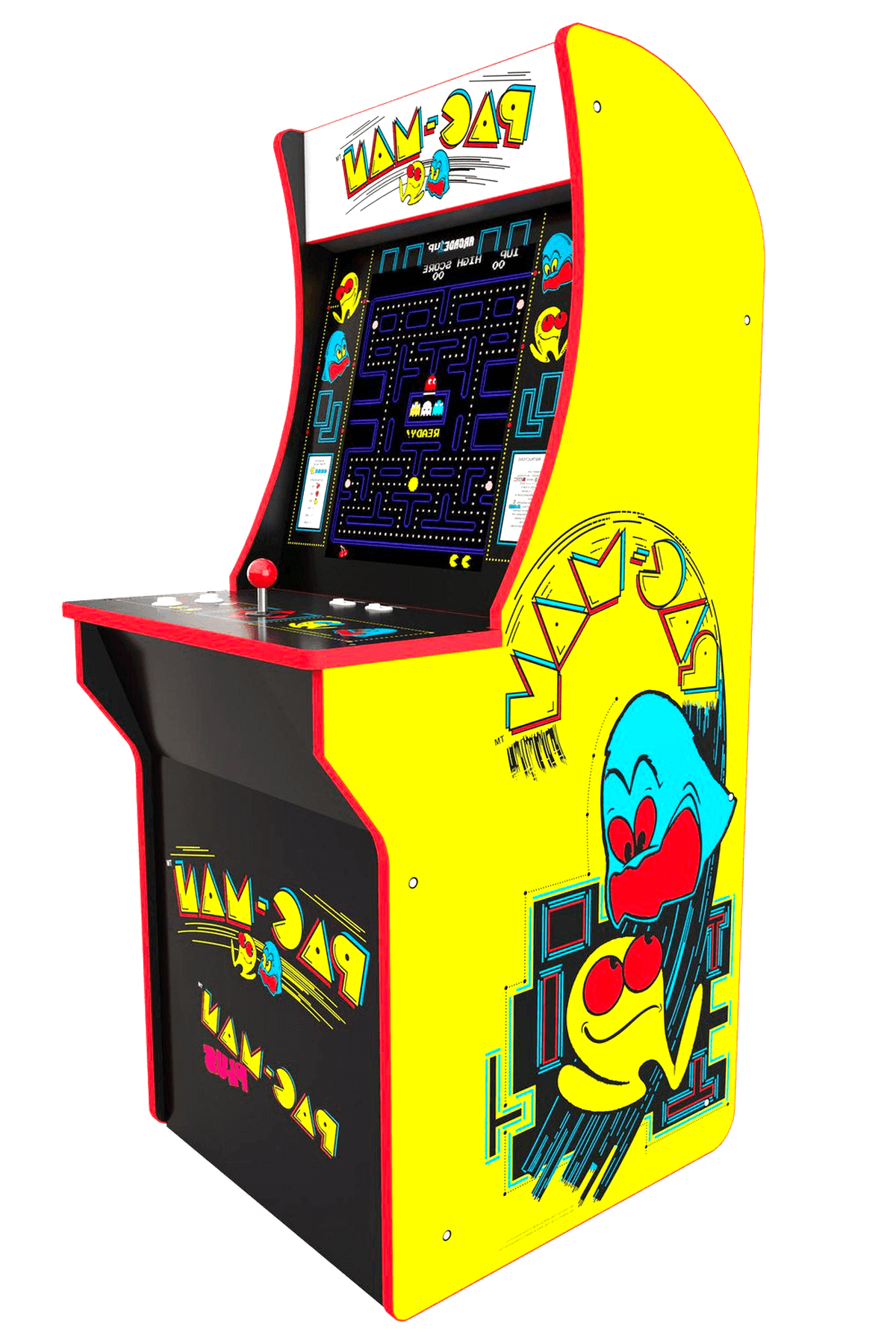 pac man arcade machine for sale