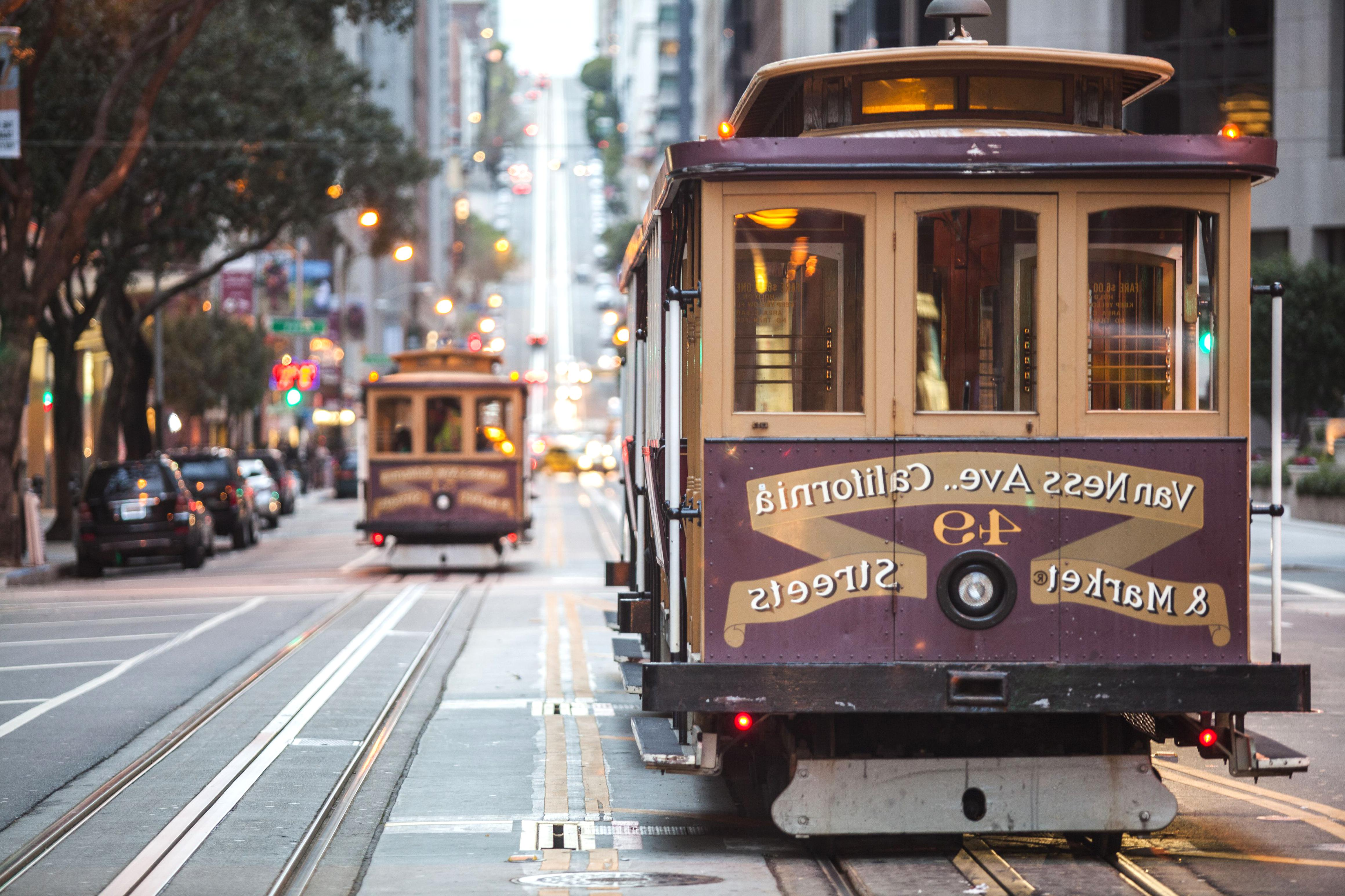 San Francisco Cable Car for sale | Only 2 left at -60%