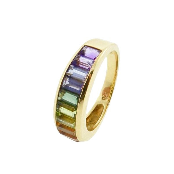 h stern rainbow ring for sale