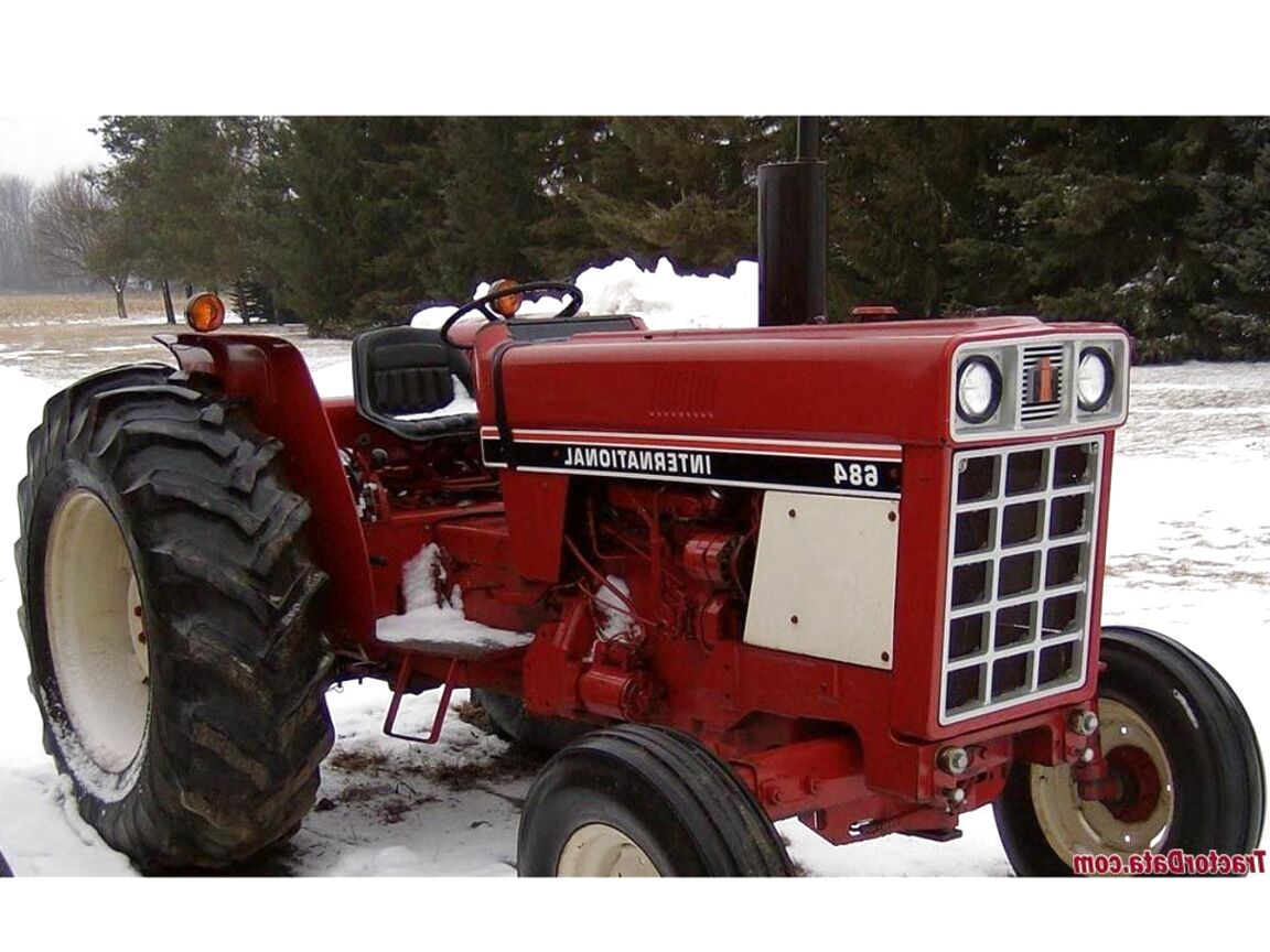 ih 684 tractor for sale