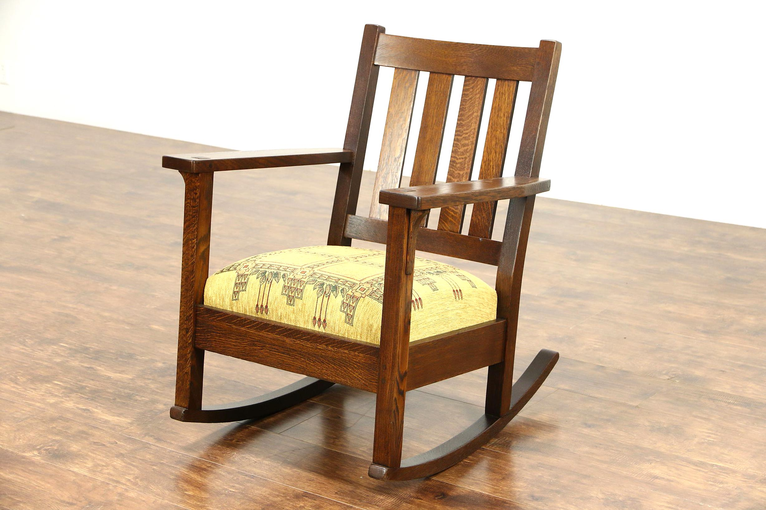 Awe Inspiring Oak Rocking Chair For Sale Only 2 Left At 60 Lamtechconsult Wood Chair Design Ideas Lamtechconsultcom