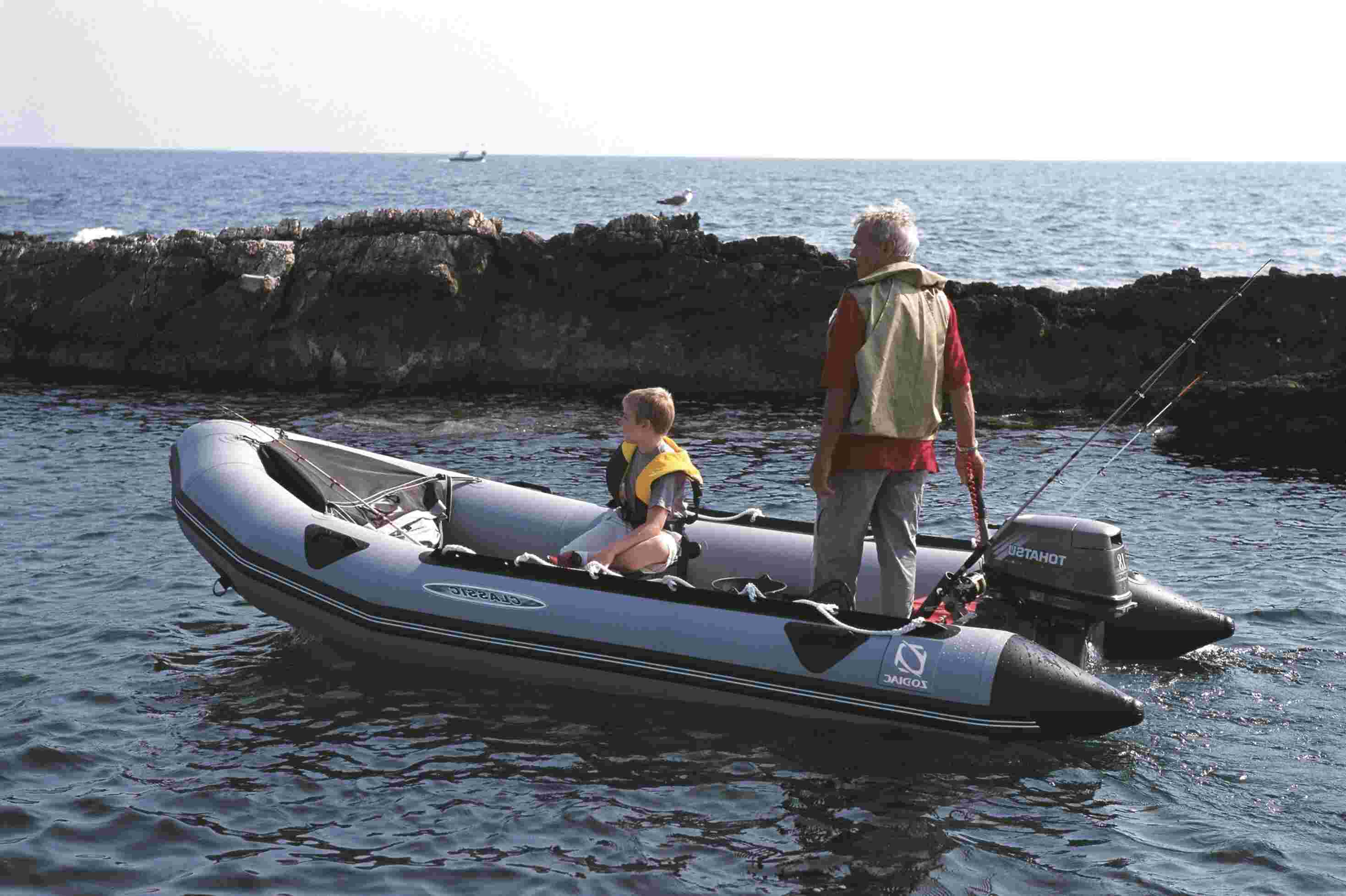 zodiac inflatable dinghy for sale
