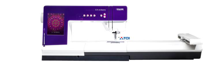 pfaff embroidery sewing machine for sale