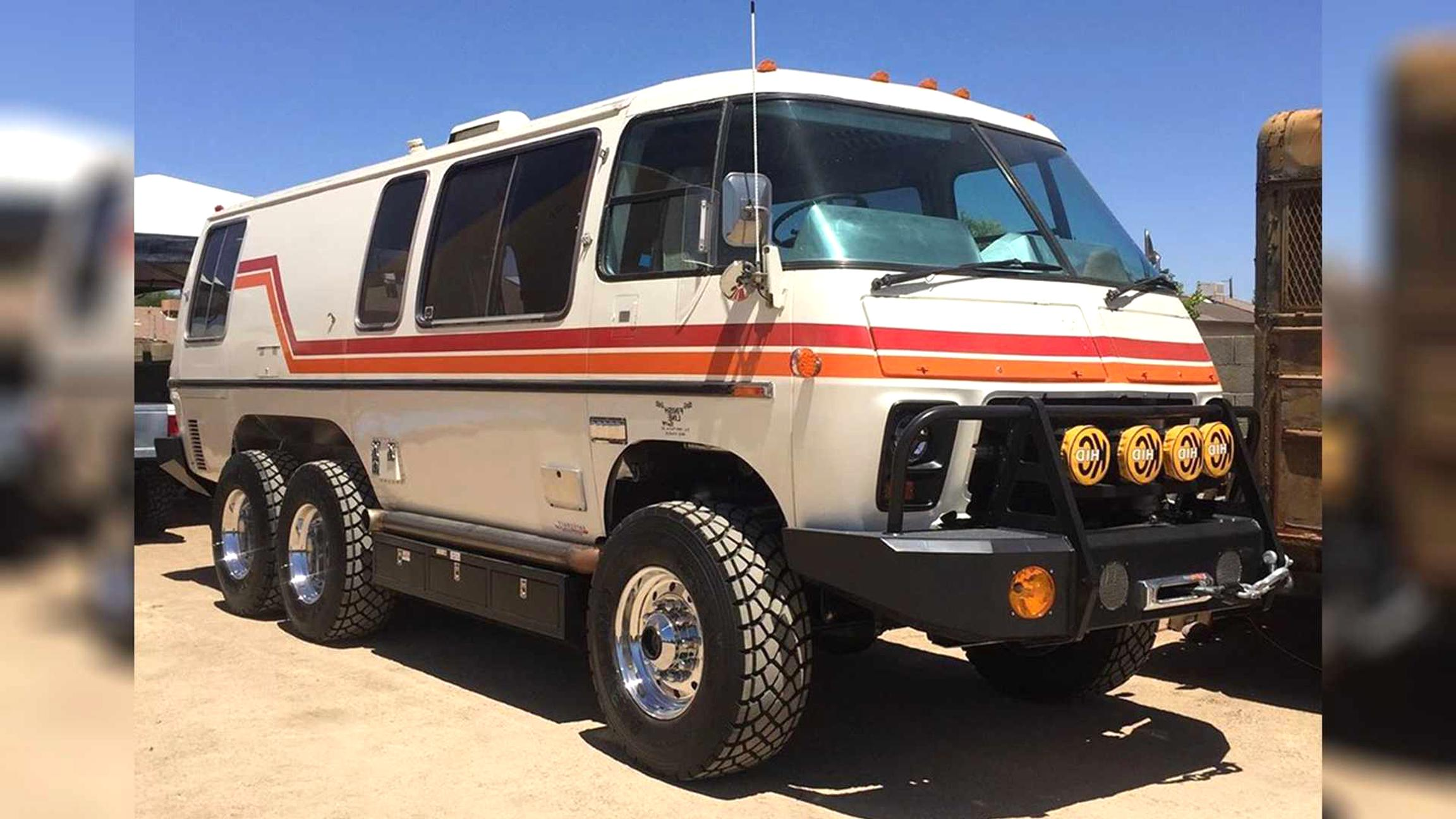 Gmc Motorhome For Sale Only 3 Left At 60
