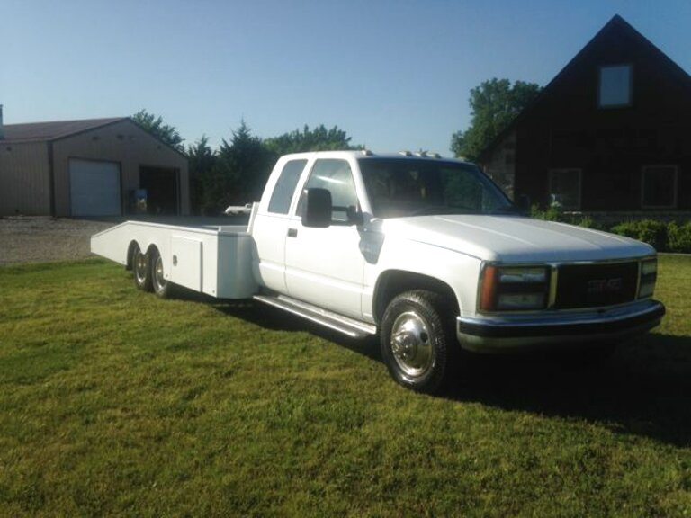 gmc dually bed for sale
