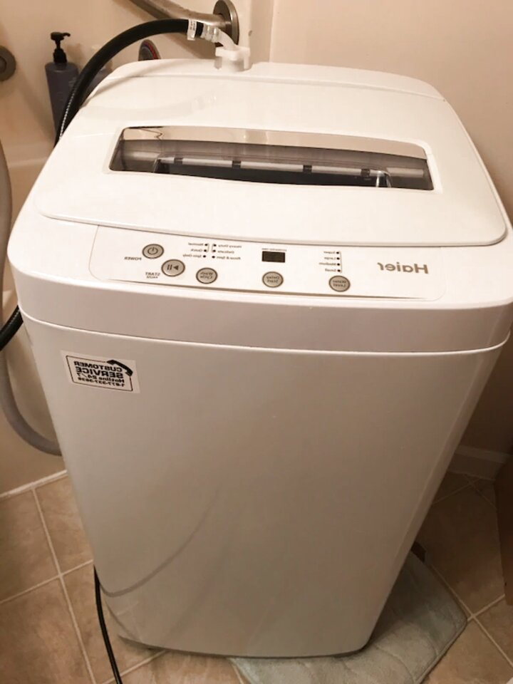 haier portable washer for sale