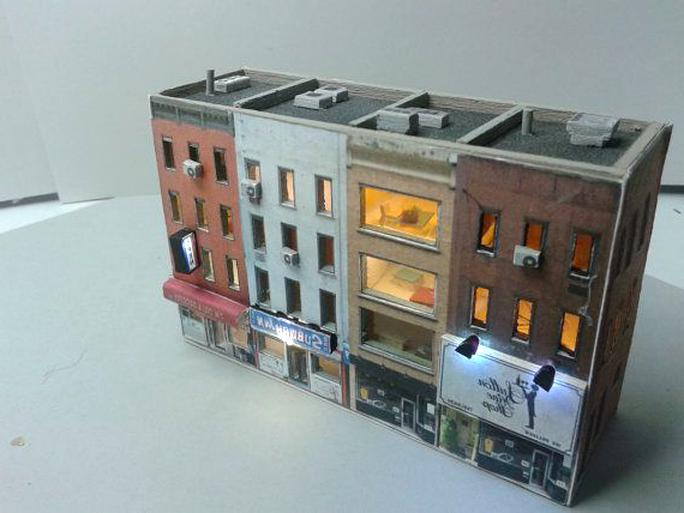 z scale building for sale