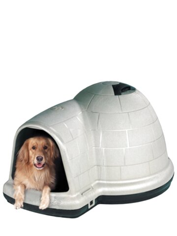 large igloo dog house for sale